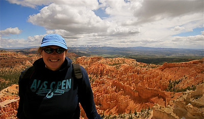 Bryce Point. Bryce Canyon National Park, Utah, USA.