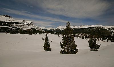 San Juan Mountains @ Molas Pass. Colorado, USA.