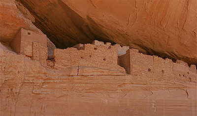 White House, Canyon de Chelly National Monument. Arizona, USA.