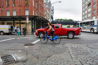 New York, NY, USA, Street Scene, American People in Meat Packing District Neighborhood