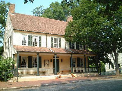 Winston Salem - Old Salem, village tavern