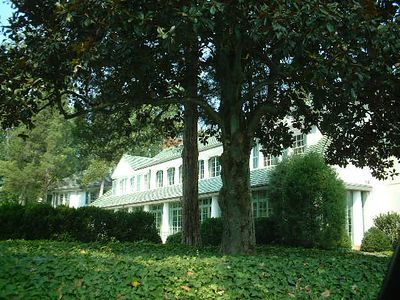 Winston Salem - Reynolda Mansion