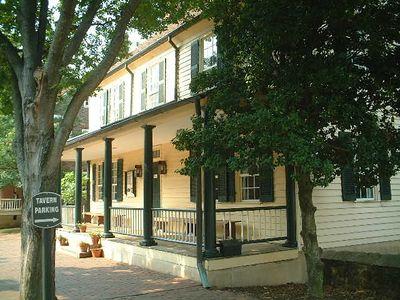 Winston Salem - Old Salem, tavern
