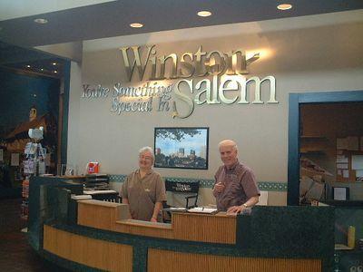 Winston Salem - Visitors centre