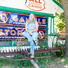 Sandhills Curiosity Shop in small town on Route 66