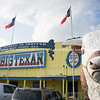 The Big Texan Steak Ranch, famous restaurant Amarillo, Texas, USA