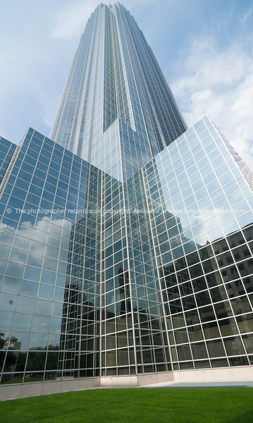 Williams tower, Galleria district, Houston