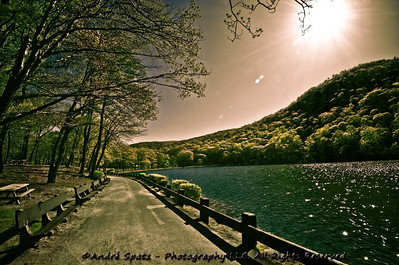 Hessian Lake - The other side