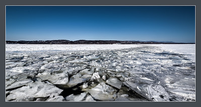 The frozen channel