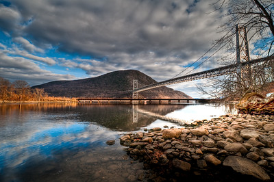 Bear Mountain Bridge -2-