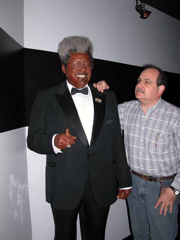 Mal and Don King