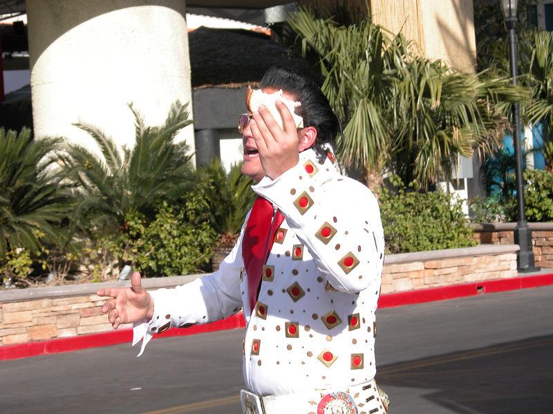 Elvis lives.