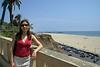 Lauren @ Santa Monica Beach