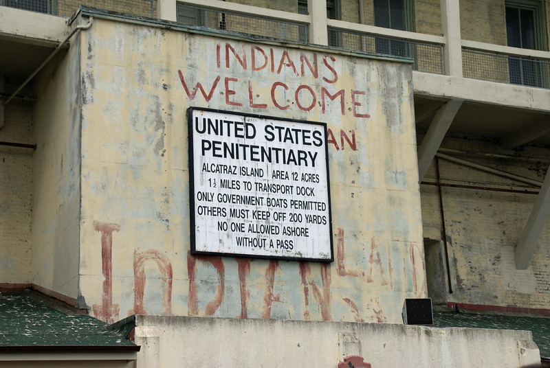Welcome to Alcatraz Island