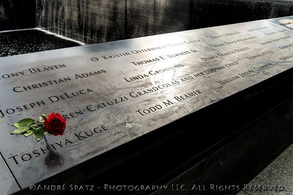 Never Forget,  9/11  - Memorial