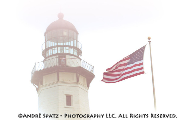 The Montauk Point Lighthouse