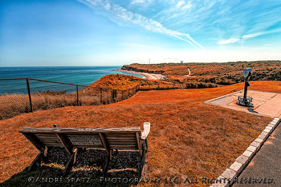 Montauk State Park - a view from the behind the Lighthouse