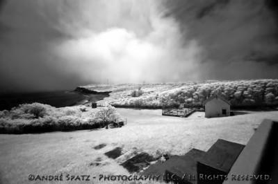 Montaulk - Infrared shot