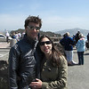 Lauren & David at GG Bridge