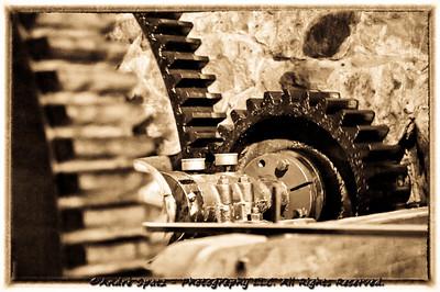 Longfellow's Wayside Grist Mill, Massachusetts, Sudbury MA