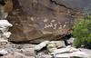 Ute petroglyphs, Arches National Park, Utah, 8 September 2006