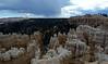 Thunderstorm approaches... Bryce National Park, Utah, 5 September 2006