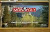 US national park applications 1: Monopoly board game,  Bryce National Park, Utah, 5 September 2006