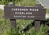 Chessmen Ridge Overlook, Cedar Breaks 1, Zion National Park, Utah, 5 September 2006