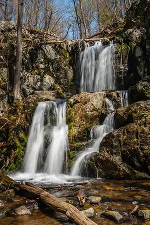 Doyles River Upper Falls