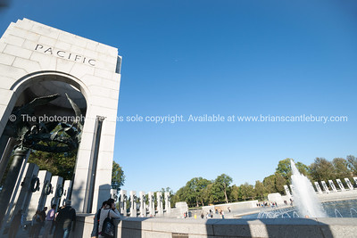World War 11 Monument