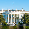 White House, home of President or America