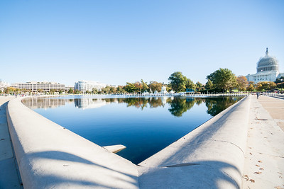 The Capitol Reflecting Pool