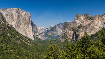 Yosemite Valley Tunnel View0