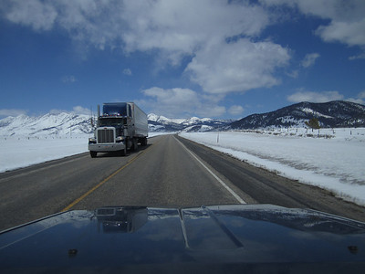 USA - Wyoming - Montana - Idaho