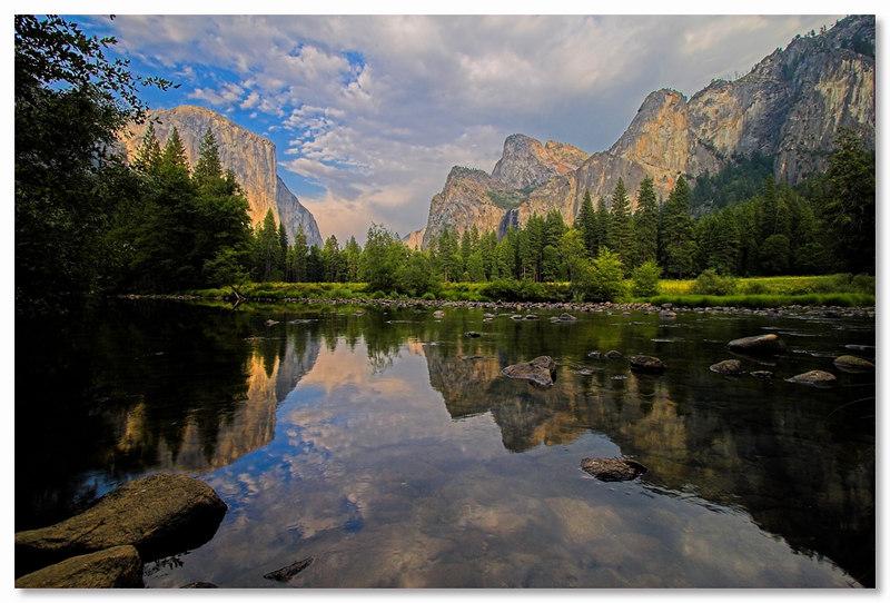 Valley View, Yosemite September 2006.