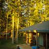 Duggins/Dethier residence, Mt Dallas, San Juan Island