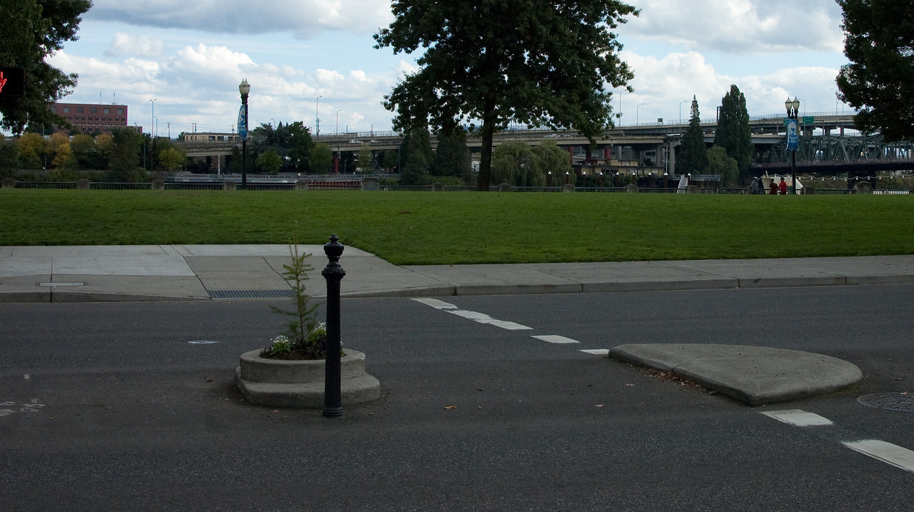 Portland - Smallest Park in the World