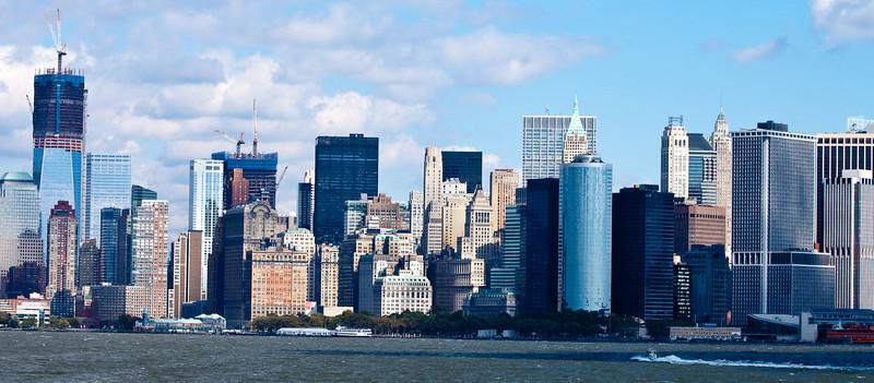 New York - Staten Island Ferry