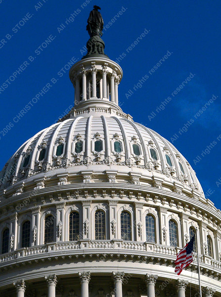 USA - DC - Capitol - dome - exterior (1)