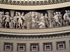 USA - DC - Capitol - dome - interior - frescoes (1)