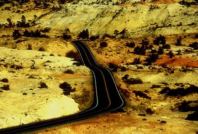 USA-Escalante Road-Utah-195