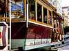 USA - CA - Bay Area - San Francisco - cable car