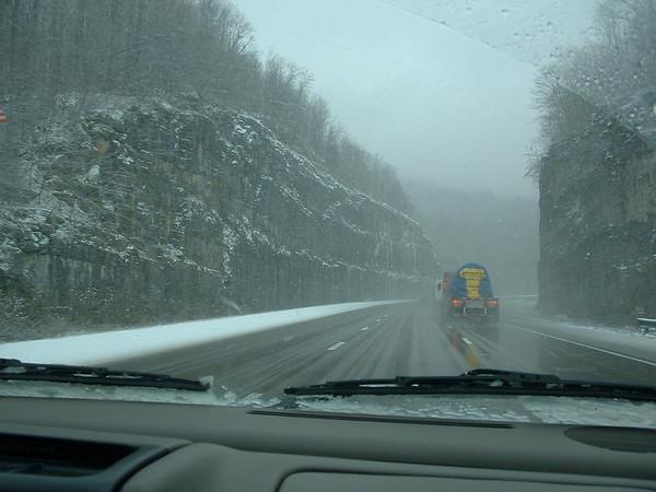 2003 TN & AR Snow Trip