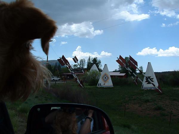 2003 Trip West 05 CO Mesa Verde