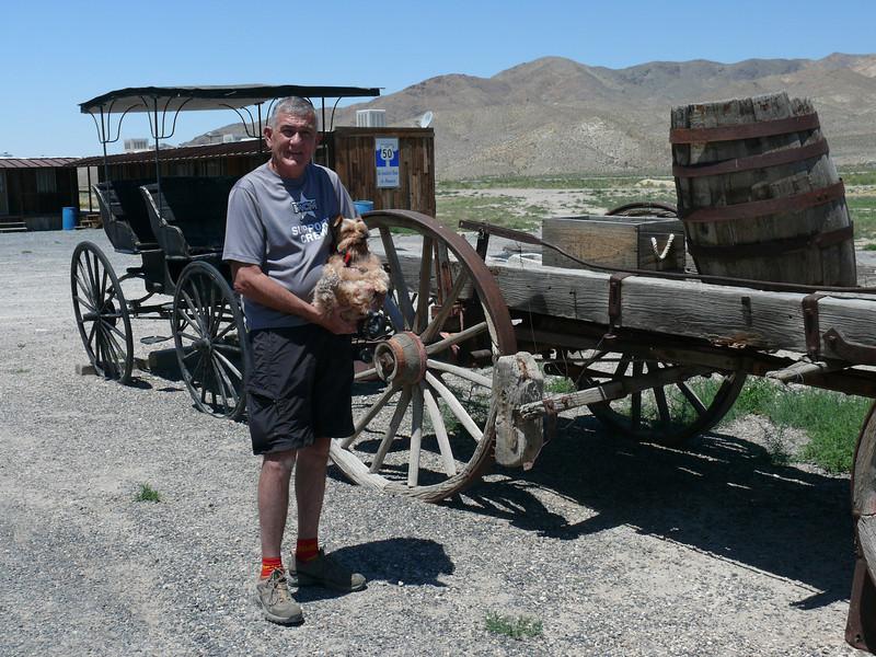 some old transportation