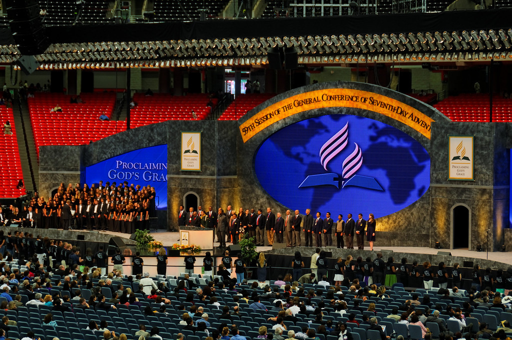 2010 General Conference session of Seventh-day Adventists, in Atlanta