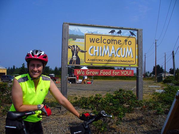 2010 07 Bike Ride Chimacum, WA