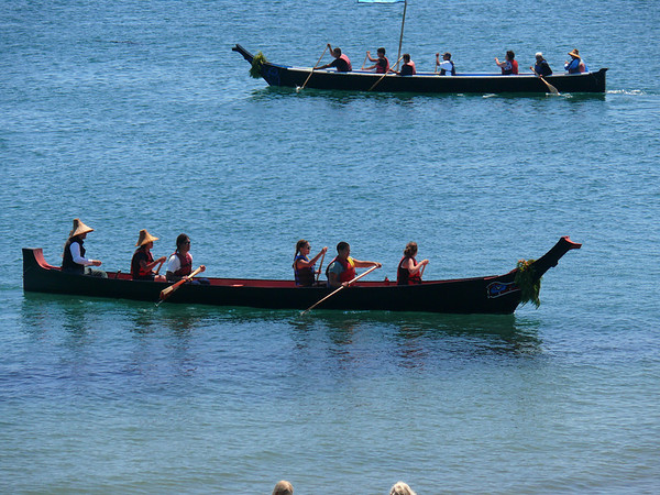 2010 07 Fort Worden...Canoe