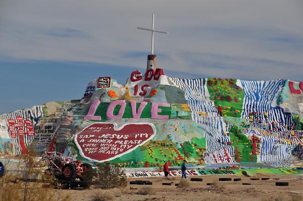 2010 01 Salvation Mountain, CA
