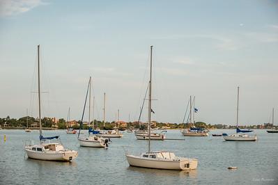 2012.07 Sarasota Island park